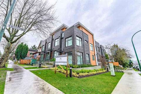 Townhouse for sale at 1882 Georgia St E Unit TH2 Vancouver British Columbia - MLS: R2425450