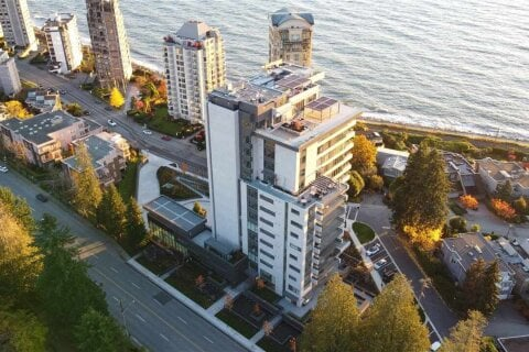 Townhouse for sale at 2289 Bellevue Ave Unit TH2 West Vancouver British Columbia - MLS: R2499092