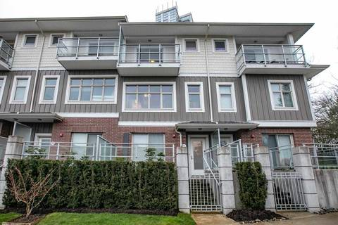 Townhouse for sale at 271 Francis Wy Unit TH21 New Westminster British Columbia - MLS: R2447184