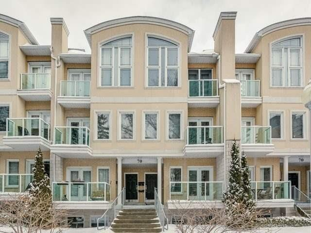 For Sale: Th21 - 70 Byng Avenue, Toronto, ON | 2 Bed, 3 Bath Townhouse for $675,000. See 15 photos!