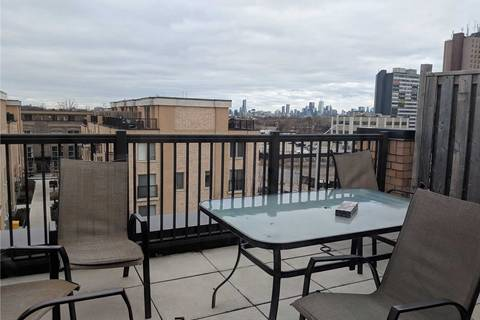 Apartment for rent at 12 Foundry Ave Unit Th#251 Toronto Ontario - MLS: W4410004