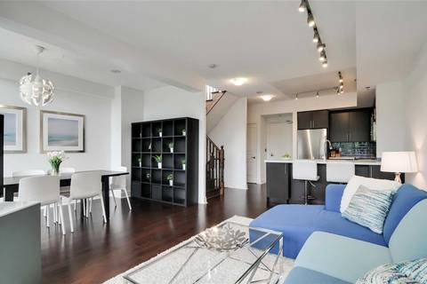 Condo for sale at 2230 Lake Shore Blvd Unit Th3 Toronto Ontario - MLS: W4476180