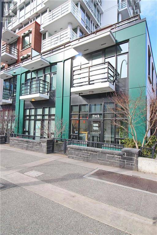 Commercial property for sale at  Johnson St Unit Th3-834 Victoria British Columbia - MLS: 423186