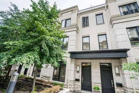 Apartment for rent at 9 Oakburn Cres Unit Th37 Toronto Ontario - MLS: C4618269