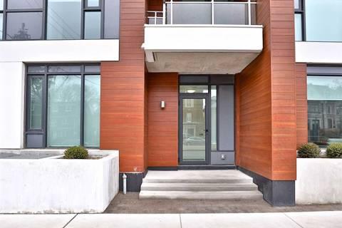 Apartment for rent at 223 St Clair Ave Unit Th4 Toronto Ontario - MLS: C4472924