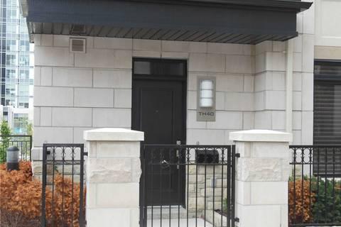 Apartment for rent at 115 Harrison Garden Blvd Unit Th40 Toronto Ontario - MLS: C4518315