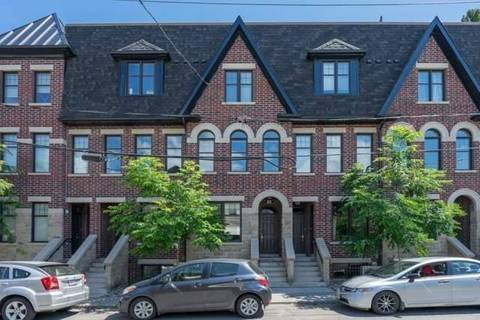 Apartment for rent at 150 Broadview Ave Unit Th5 Toronto Ontario - MLS: E4642773