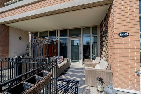 Condo for sale at 6 Pirandello St Unit Th5 Toronto Ontario - MLS: C4729551