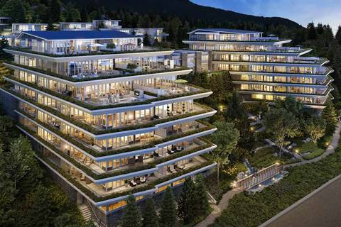 Townhouse for sale at 778 Arthur Erickson Pl Unit TH5 West Vancouver British Columbia - MLS: R2393598