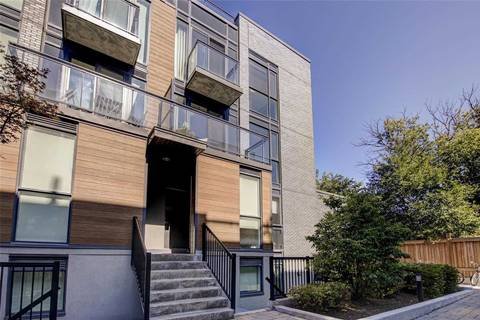 Condo for sale at 5 Sousa Mendes St Unit Th503 Toronto Ontario - MLS: W4602380