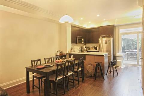 Apartment for rent at 5 Oakburn Cres Unit Th6 Toronto Ontario - MLS: C4529674