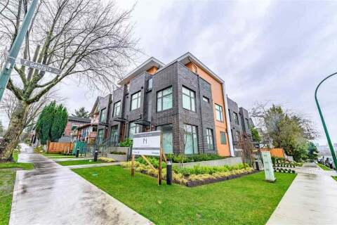 Townhouse for sale at 707 Victoria Dr Unit TH6 Vancouver British Columbia - MLS: R2457383