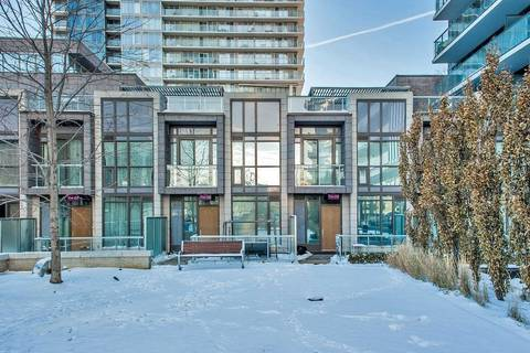 Condo for sale at 121 Mcmahon Dr Unit Th9 Toronto Ontario - MLS: C4652166