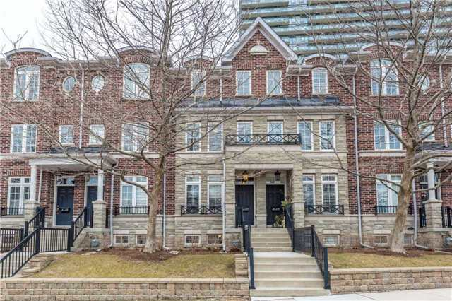 Sold: Th91 - 117 The Queensway , Toronto, ON