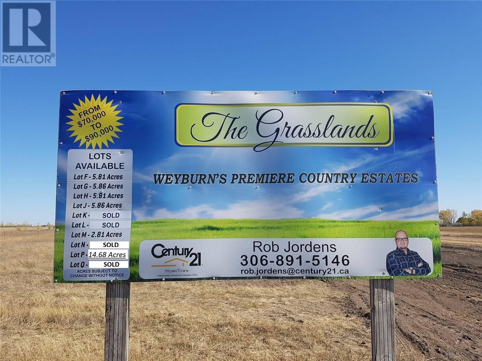 Home for sale at  The Grasslands  Weyburn Rm No. 67 Saskatchewan - MLS: SK786021