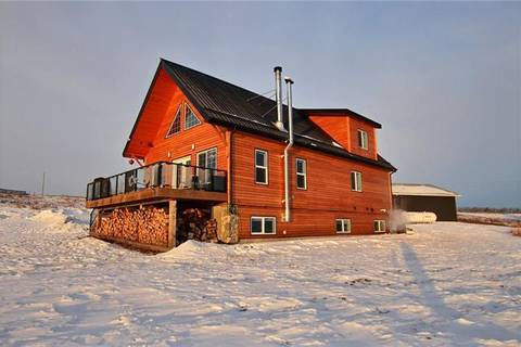 House for sale at TOWNSHIP ROAD 32   Rural Mountain View County Alberta - MLS: C4282881