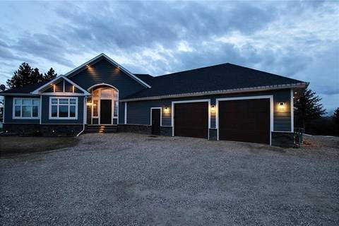House for sale at 0   Rural Mountain View County Alberta - MLS: C4232391