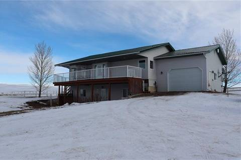 House for sale at  Twnp 162 Range Rd 235  Rural Vulcan County Alberta - MLS: C4282985