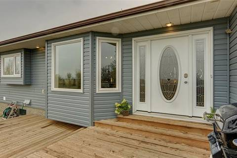 House for sale at  Twnshp 254 Rr 262  Rural Wheatland County Alberta - MLS: C4245749