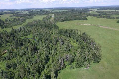 Residential property for sale at 470 Rge Rd Unit Twp Rural Wetaskiwin County Alberta - MLS: E4145125
