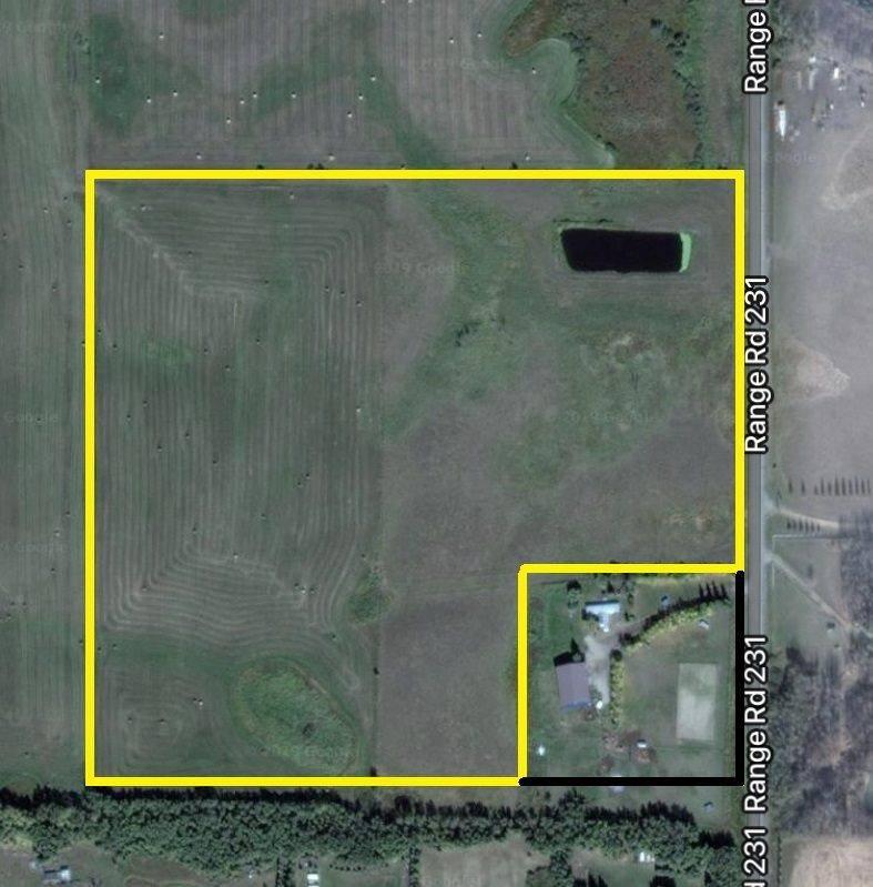 Home for sale at 502 Range Rd Unit Twp Rural Leduc County Alberta - MLS: E4160876