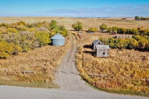 Home for sale at Twp Rd 260  Just West Of Range Road 253  Rural Wheatland County Alberta - MLS: A1041968
