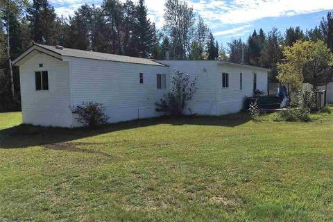 Residential property for sale at  Twp. Rd.  Rural Smoky Lake County Alberta - MLS: E4155766
