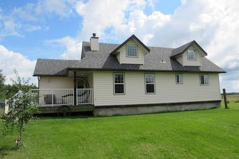 House for sale at  Twp Rr  Rural Barrhead County Alberta - MLS: E4152500