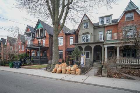 Townhouse for rent at 430 Euclid Ave Unit Unit 1 Toronto Ontario - MLS: C4830828