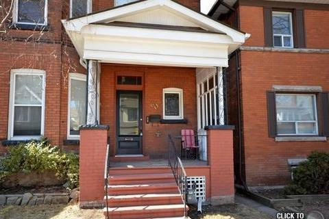 House for rent at 60 Holton Ave Unit Unit 1 Hamilton Ontario - MLS: X4651873