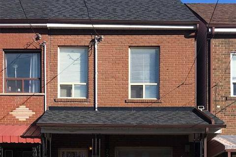 Townhouse for rent at 722 Richmond St Unit Unit 1 Toronto Ontario - MLS: C4721810