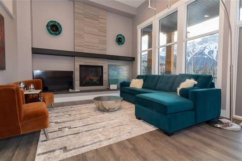 Townhouse for sale at 108 Montane Rd Unit Unit 15 Canmore Alberta - MLS: C4232479