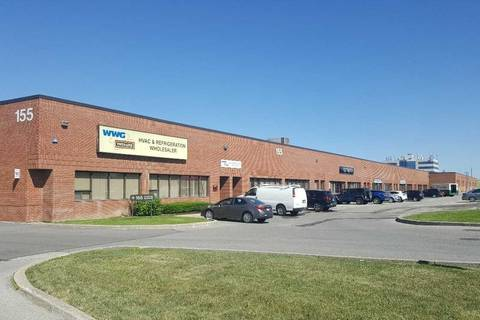 Commercial property for sale at 155 Rowntree Dairy Rd Unit Unit 2 Vaughan Ontario - MLS: N4701581