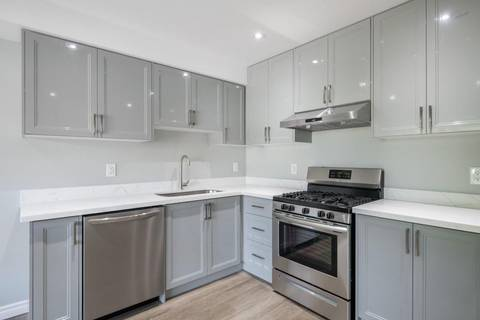 House for rent at 2 Fort Rouille St Unit Unit 2 Toronto Ontario - MLS: W4576750