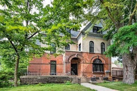 Townhouse for rent at 128 Mount Pleasant Rd Unit Unit 3 Toronto Ontario - MLS: C4517572