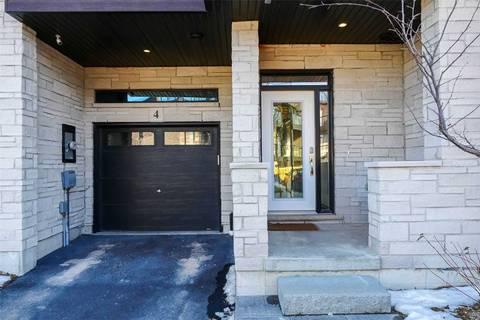Condo for sale at 35 Midhurst Hts Unit Unit 4 Hamilton Ontario - MLS: X4708940