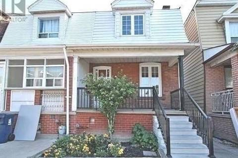 Townhouse for rent at 1151 Dufferin St Unit Unit A Toronto Ontario - MLS: W4688152