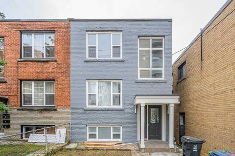 Townhouse for rent at 812 Jane St Unit Unit A Toronto Ontario - MLS: W4614831