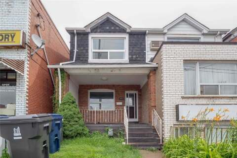 Townhouse for rent at 2023 Dufferin St Unit Unit B Toronto Ontario - MLS: C4948932