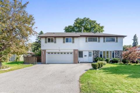 House for rent at 57 Allendale Rd Unit Unit B Brampton Ontario - MLS: W4925543