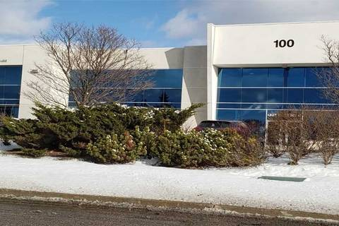 Commercial property for lease at 100 Four Valley Dr Apartment Unit C Vaughan Ontario - MLS: N4664422