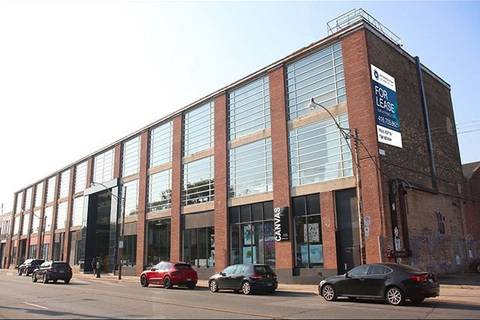 Commercial property for lease at 950 Dupont St Apartment Unit F Toronto Ontario - MLS: W4589306