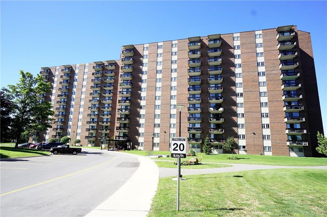 Buliding: 1505 Baseline Road, Ottawa, ON