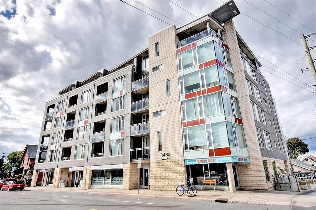 Removed: 503 - 1433 Wellington Street Unit, Ottawa, ON - Removed on 2018-07-19 07:12:24