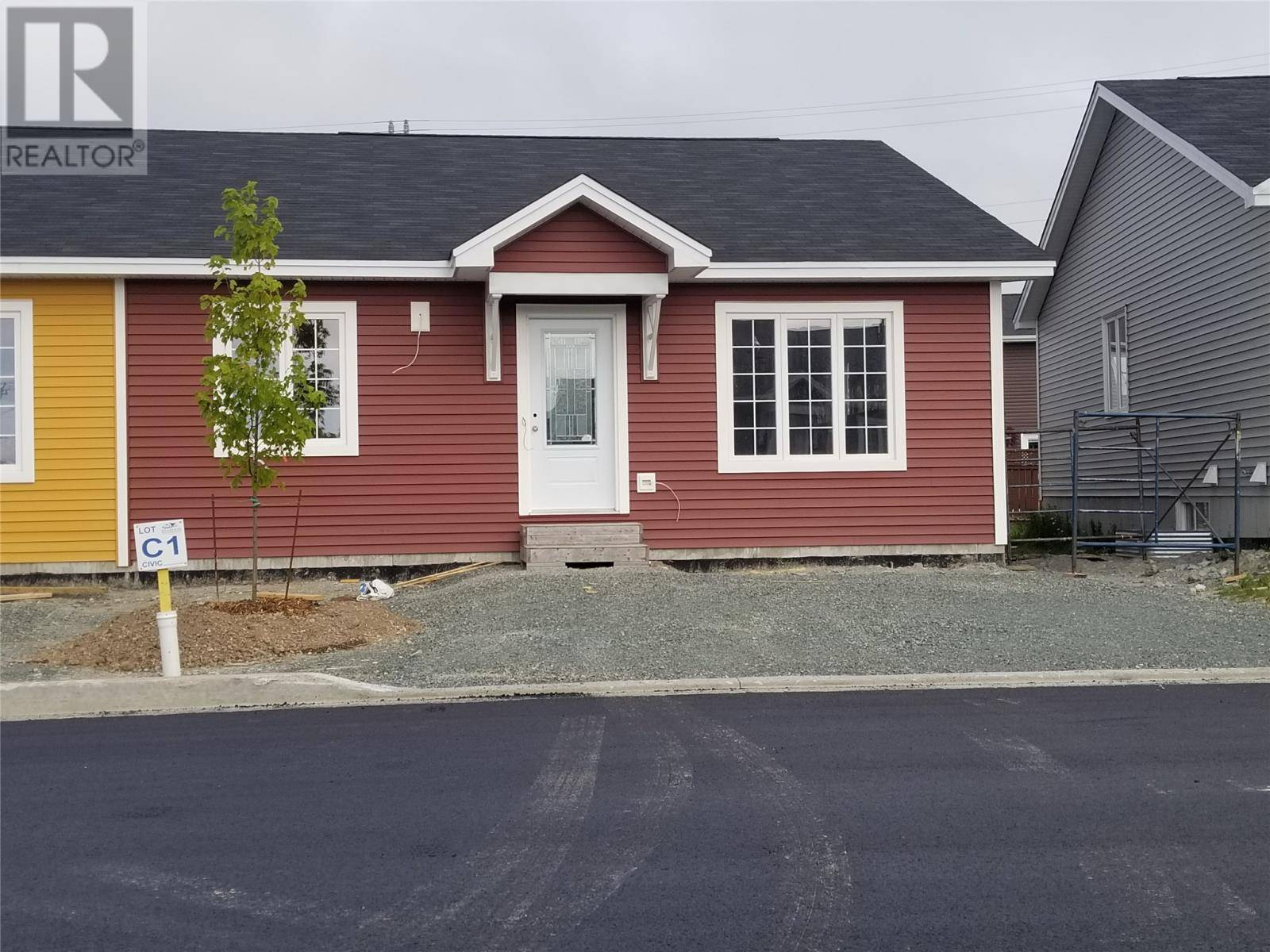 House for sale at 20 Triton Pl Unit Unit#C1 St. John's Newfoundland - MLS: 1193391