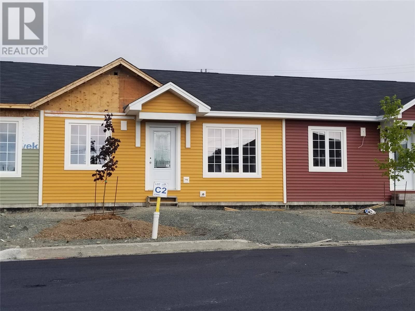 House for sale at 22 Triton Pl Unit Unit#C2 St. John's Newfoundland - MLS: 1193385