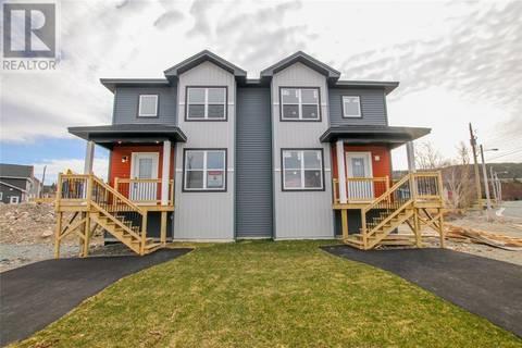 House for sale at 6 Ploughman Pl Unit Unit#Lot Conception Bay South Newfoundland - MLS: 1192474