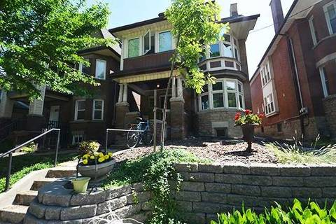 Townhouse for rent at 177 Parkside Dr Unit Up Back Toronto Ontario - MLS: W4501464