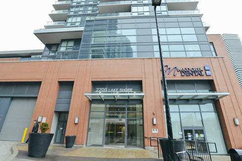 Home for rent at 2200 Lake Shore Blvd Unit Uph 6 Toronto Ontario - MLS: W4733562