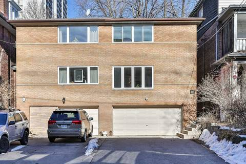 Townhouse for rent at 10 Tennis Cres Unit Upper Toronto Ontario - MLS: E4688700